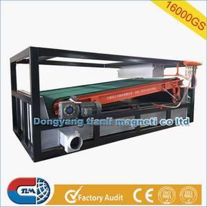 Wholesale price of chromite in us$: TLGP Flat High Gradient Magnetic Separator