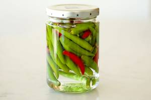 Wholesale pickles: Pickled Chili