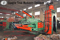 Sell  Metal Scrap Baler
