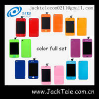 Iphone 4S Colorful Full Set Assembly