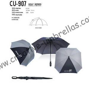 Wholesale o: Advertising Fiberglass Golf Umbrellas,Promotion Umbrellas,O Shape Rubber Handle
