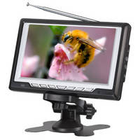 Sell 7 Inch Screen Portable LCD TV with USB/SD(DA-701C)