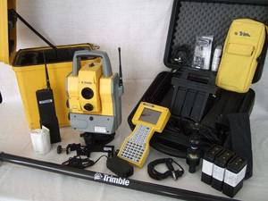 Wholesale lunchbox: Used Trimble 5605 DR 200 5600 Robotic Total Station