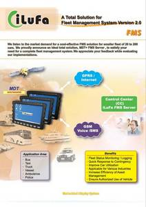 Wholesale gps tracking system: Taxi Dispatching & Tracking System (FMS) by GPS/GSM/GPRS
