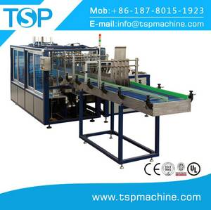 Wholesale packing box/package: New High Quality Automatic Carton Box Bottles Packing Packaging Machine
