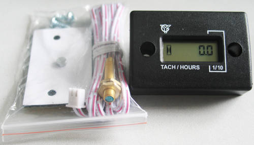 Electric Motor Hour Meters : Sell gy b motorcycle electric motor tachometer and hour