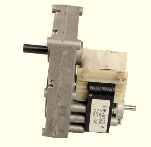 Pellet Stove Auger Motors From Ningbo Jant Electrical