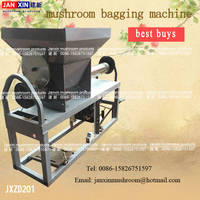 Shiitake Mushroom Enoki Mushroom Cultivation Machine Filling Machine