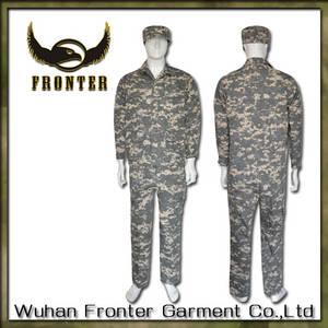 Wholesale army hat: Universal Camo T/C Army Combat Bdu Military Uniforms