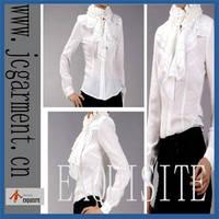 Images of Ladies White Blouses - Reikian
