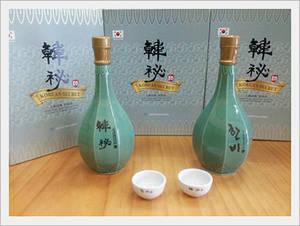Wholesale rice liquor: Hanbi Circulan(Citron Liqueur)