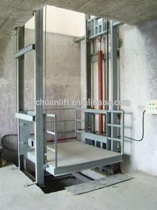 Wholesale guide rail: Stationary Guide Rail Lift Platform
