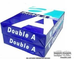 Wholesale Copy Paper: Double A4 Paper