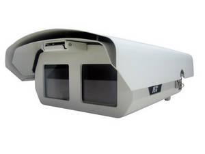 Wholesale CCTV Camera Housing: Double-window Designed CCTV Camera Housing J-CH-4918