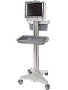 Wholesale mobile hospital: Patient Monitor Cart A, Small Equipment Cart, Mobile Cart, Medical Cart, Hospital Trolleys
