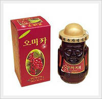 [Korean Tea] Omija (Herbal Fruit) Tea