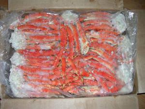 Wholesale king crab: Frozen King Crabs, Frozen Crab Legs, Live King Crabs.