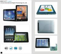 Picture : 8 Inch Android 2.2 Fully Resistive Touch Screen Tablet PC