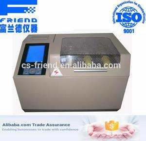 Wholesale insulation tester: FDT-0531 Insulating Oil Pressure Tester