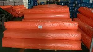 Wholesale truck: Orange Roll Tarp