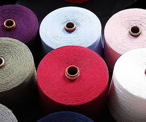 Wholesale embroidery: 100% Cotton Carded Yarn