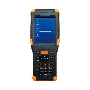 Wholesale voice over ip: Portable Industrial PDA with 3G/WIFI/Bluetooth/RFID/Infrared/GPS