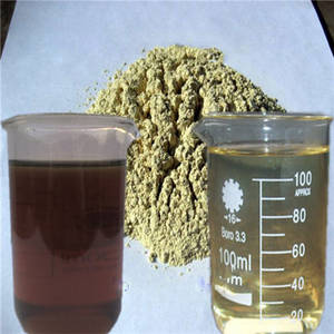 Wholesale brazil wax: Acid Bleaching Bentonite Clay for Engine Oil Decoloring
