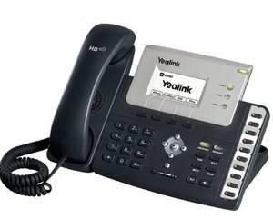 Wholesale sip: Yealink SIP-T26P IP PHONE 3 Lines & HD Voice, IPV6,OpenVPN