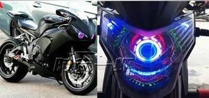 Wholesale motorcycle: LED Evil Eye Laser Lights for Motorcycles