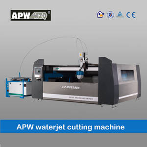 Wholesale water machine: Top Quality Water Jet Cutting Machine for Steel Stone Glass