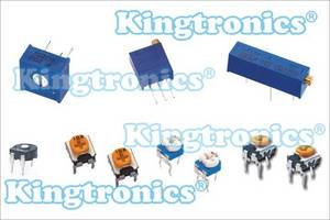 Wholesale laptop: Kingtronics (Kt) Trimming Potentiometers Tansistor