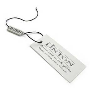 Wholesale hang tag: Custom Paper Garment Hang Tag
