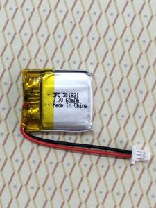 Wholesale MP3 Player Batteries: Lithium Polymer Battery 302030