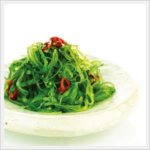 Wholesale frozen seaweed: Frozen Wakame Salad