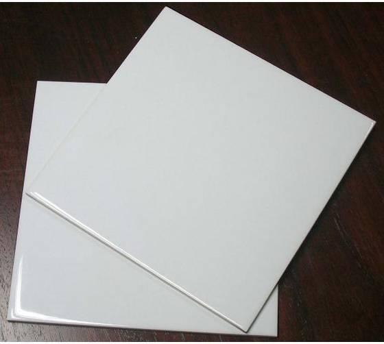 Sell 150x150 200x200 Ceramic White Wall Tile