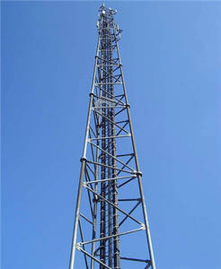 Wholesale communication: Microwave Communication Steel Tower China Supplier