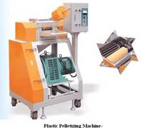 Sell plastic pellet cutting machine
