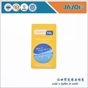 Wholesale sticker: Microfiber Screen Sticker Cleaner for Samrtphone