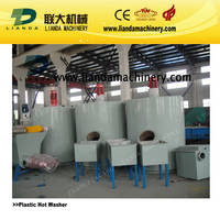Plastic Hot Washer for Bottle Recycling Machine