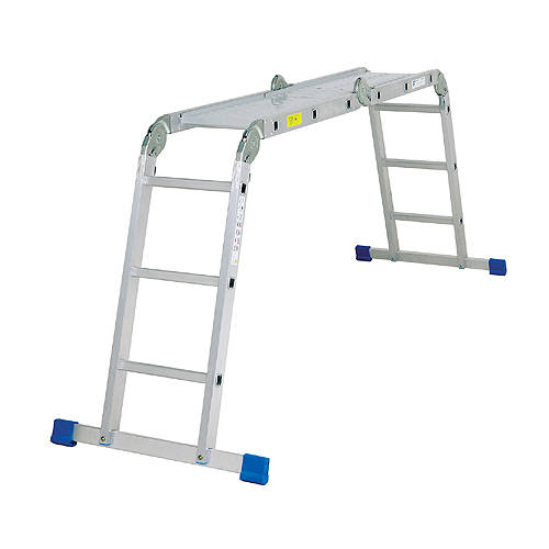 Bowflex Revolution Folded Up Dimensions: Sell Multi-purpose Telescopic Ladder