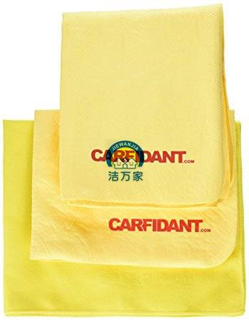 car care machine: Sell Logo Pattern Printed Multi use Chamois Towel