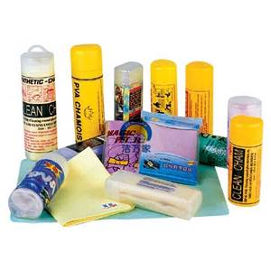 Wholesale sponge: Swimming Chamois Shine Sponge Cloth Loop Towel