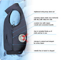 Sell Cooling Vest With Fan
