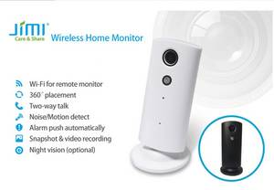 Wholesale camera: JH08 Wireless IP Security Camera for Home Monitoring