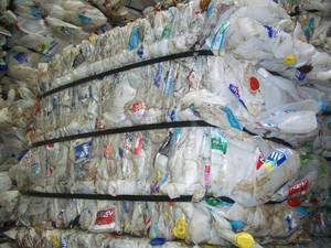 Wholesale pmma plastic scrap: PET Bottles 100% Clear Scrap for Sale