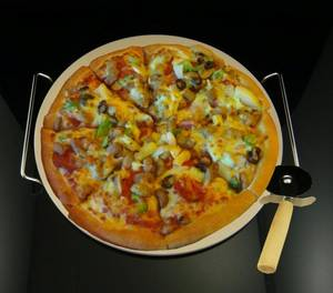 Wholesale Other Kitchenware: Ceramic 8 Inch Pizza Stone