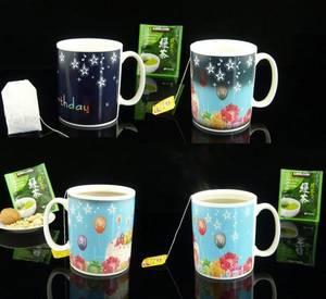Wholesale ceramic mug: Ceramic Color Changing Mug