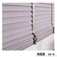 Window Decoration Products of Venetian Curtain Cloth Material