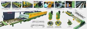 Wholesale cnc machining: CNC Automatic Marble Polishing Machine (Upgraded Version) CB/BMF2-2M-20/16