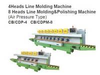 8Heads Line Molding & Polishing Machine CB/CDPM-8
